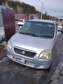 Прокопьевск Wagon R Solio 2000