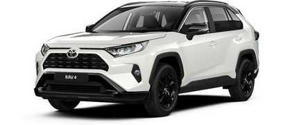 Тольятти Toyota RAV4 2021