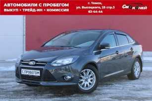 Томск Ford Focus 2012