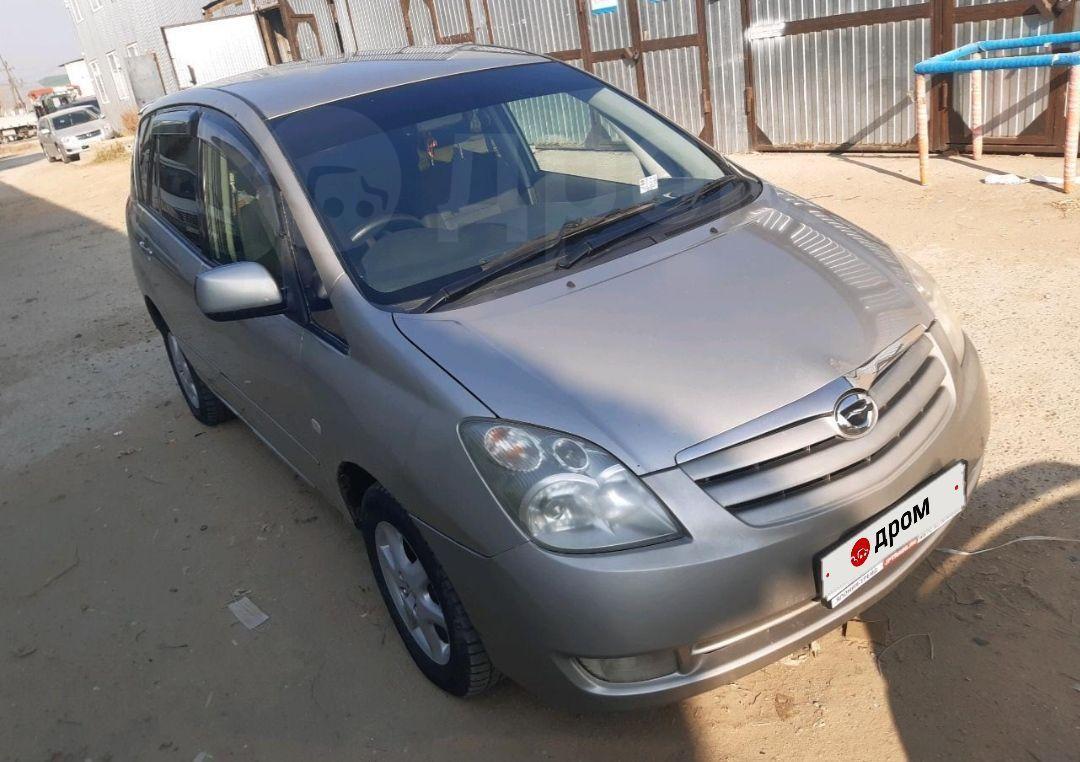 Toyota Corolla Spacio 2002