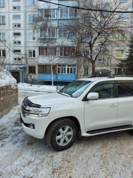Иркутск Land Cruiser 2017