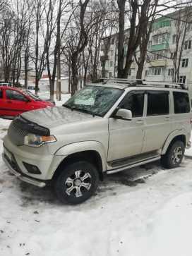 Горно-Алтайск Патриот 2016