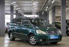 Красноярск Avensis Verso 2001