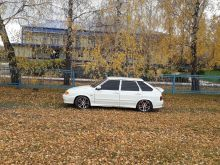 Липецк 2114 Самара 2013