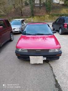 Туапсе Corolla 1990