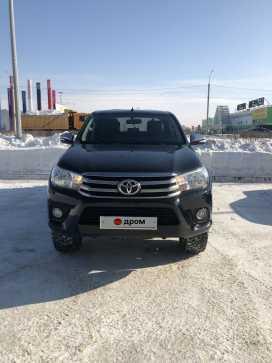 Омск Hilux Pick Up 2016