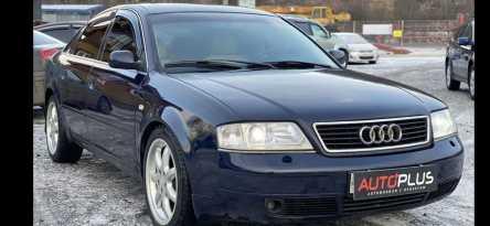 Мурманск Audi A6 1998