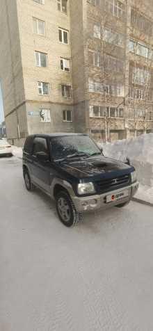 Сургут Pajero Mini 2002