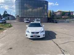 Улан-Удэ Lexus CT200h 2011