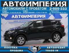 Красноярск RAV4 2015