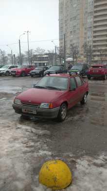Санкт-Петербург Kadett 1989