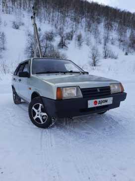 Новокузнецк Лада 2109 2002