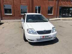 Хабаровск Corolla 2001
