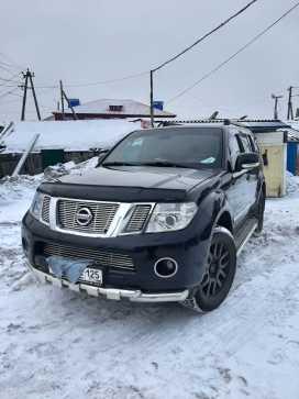 Курильск Pathfinder 2010