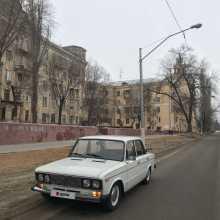 Волгоград 2106 1986
