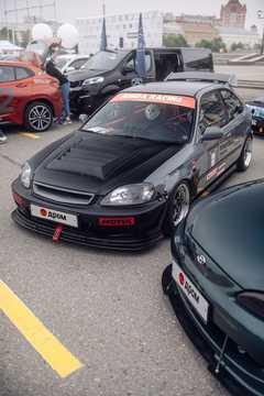 Тула Honda Civic 1997