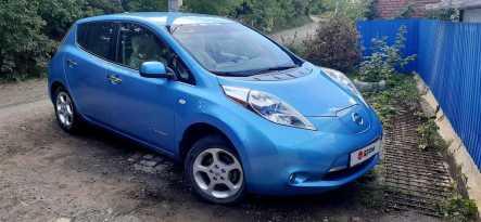 Чебоксары Nissan Leaf 2011