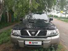 Омск Patrol 2001