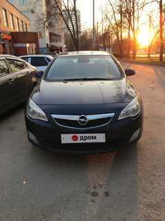 Липецк Astra 2012