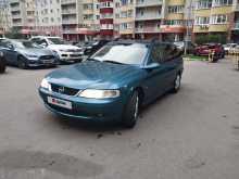 Москва Vectra 2001