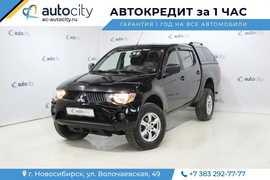 Новосибирск L200 2008