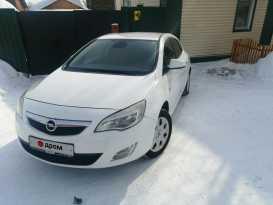 Бийск Opel Astra 2011