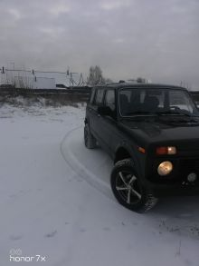 Киров 4x4 2131 Нива 2011