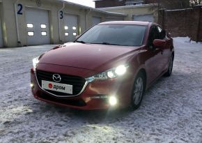 Иркутск Mazda3 2018