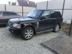 Владивосток Range Rover 2006