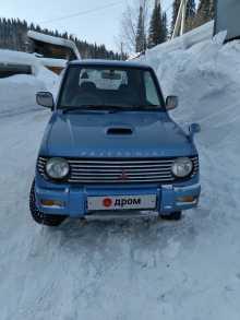 Таштагол Pajero Mini 1997