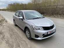 Челябинск Corolla Axio 2014