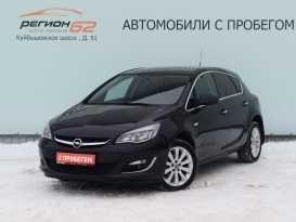 Рязань Opel Astra 2013