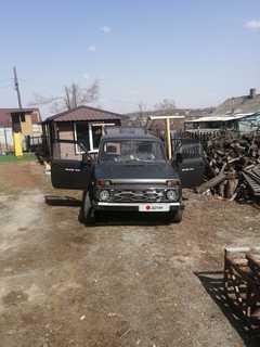 Артём 4x4 2121 Нива 1984