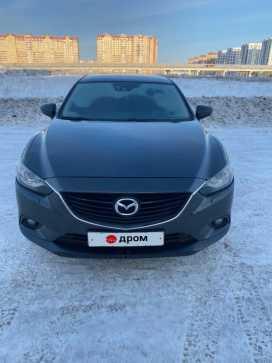 Тюмень Mazda6 2012