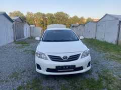 Кемерово Corolla 2012
