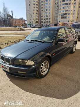 Тверь BMW 3-Series 2001