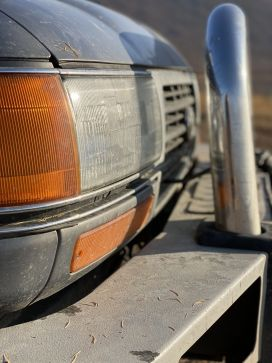 Магадан Land Cruiser 1997