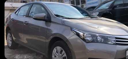 Череповец Corolla 2013