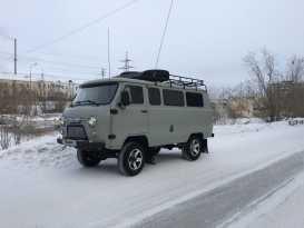 Якутск Буханка 2016