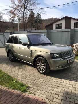 Владивосток Range Rover 2011