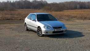 Новосибирск Civic 1999