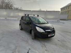 Ленинск-Кузнецкий Meriva 2011
