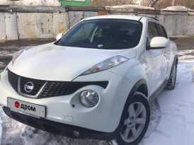 Барнаул Nissan Juke 2011