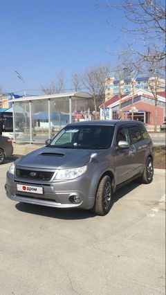 Южно-Сахалинск Forester 2010