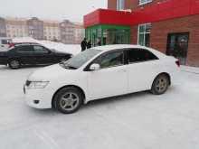 Новосибирск Allion 2008