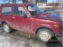 Лежнево 4x4 2121 Нива 1986