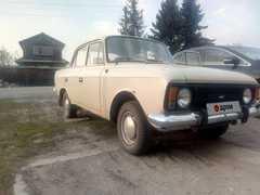 Ордынское 412 1984