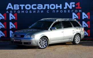 Уфа A6 2002