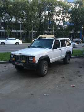 Екатеринбург Cherokee 1993
