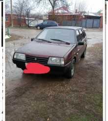 Армавир 2109 1995